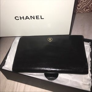 💯 AUTHENTIC CHANEL WALLET🖤🖤